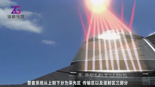 在屋顶装个玻璃罩就能发电?一生都不用交电费!