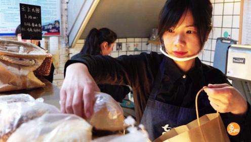 """人美心善,武汉这家面包店从不说""""欢迎光临"""",却温暖无数人的心"""