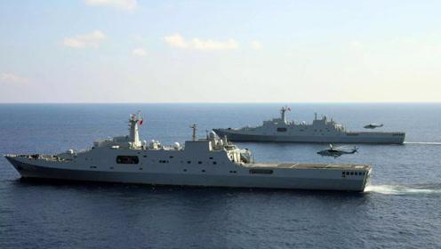 我国又一舰艇传来好消息,意义比055还重要,外媒:实力大增!