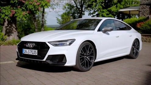 2020款奥迪S7 Sportback外观内饰与动态驾驶