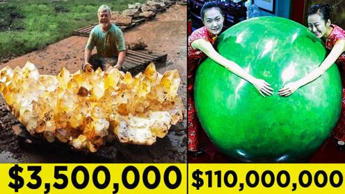 6个世界上最大的宝石!