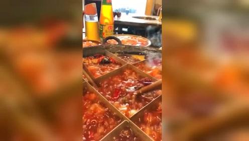 吃重庆九宫格火锅小技巧
