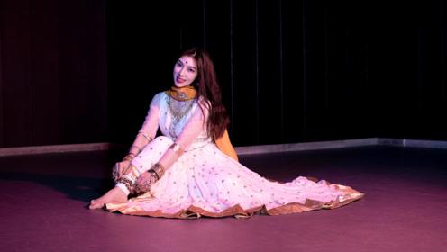 特别具有异域风情的印度舞蹈!舞蹈是情感共鸣