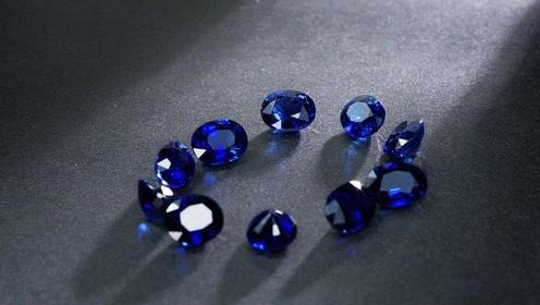 世界上最贵蓝宝石 藏在喜马拉雅冰川下 1克拉就值百万