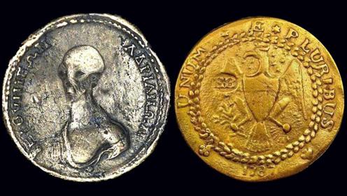世界上最贵的10枚硬币,稍有闪失,整个剧组几年的工资就没了!