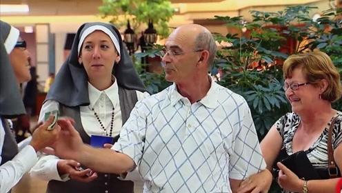 偷盗的妻子,丈夫完全懵圈,但他们竟然这样处理这件事