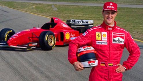 他是F1七冠王,成就至今无人能敌,曾开奔驰360度旋转过隧道