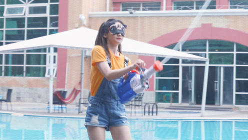 《猫扎特玩具》夏日的水上狂欢!第二轮激战开始!
