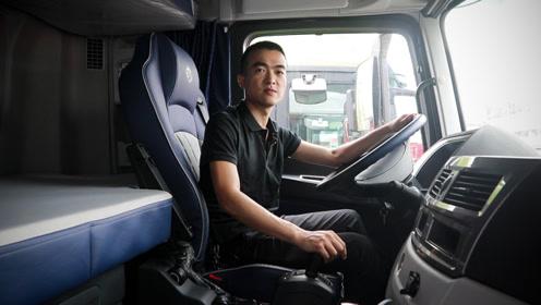 自动挡卡车低速难控制?蠕行模式帮你搞定,操作太爽了!