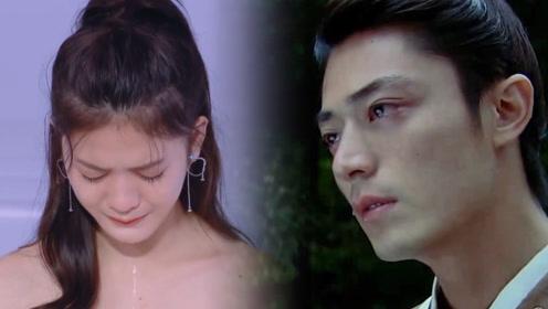 吉扬柳哭出个瀑布,盘点那些哭起来超好看的神仙落泪
