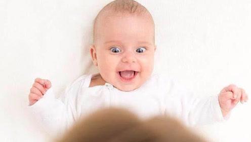 若宝宝这个月份就能认出妈妈 那么恭喜了证明娃大脑发育好