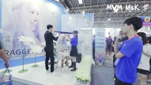 I.M.O._MVM x MILK限定款登陆北京潮流玩具展