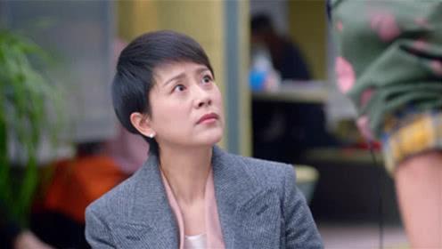 《小欢喜》季杨杨畅谈会控诉季胜利,说出第二身份后,杨杨羞愧