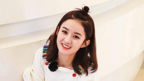 公认娃娃脸的4位女星,谭松韵上榜,赵丽颖第二