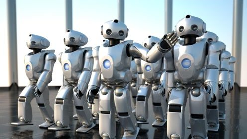 报告:2019年中国机器人市场规模预计将达到86.8亿美元