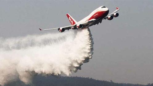 巴西4万军人已出动拯救亚马逊雨林,美国大型消防机开始灭火
