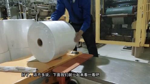 纸是如何用木头制成的?看完它的生产过程,真的很费木!