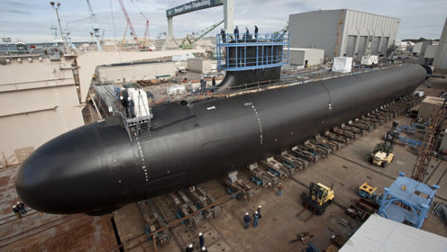 有人在潜艇中生活了328天,看了美国潜艇内部构造,我信了