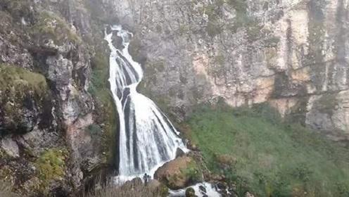 """最""""诡异""""瀑布,一遇下雨天瀑布就出现新娘,如今被列为禁地"""