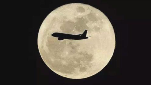 浪漫!中秋节哪里赏月?赏月航班告诉你最接近月亮的方式