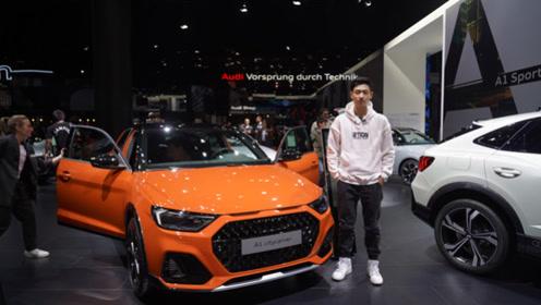 2019法兰克福车展视频评车:奥迪A1 Citycarver