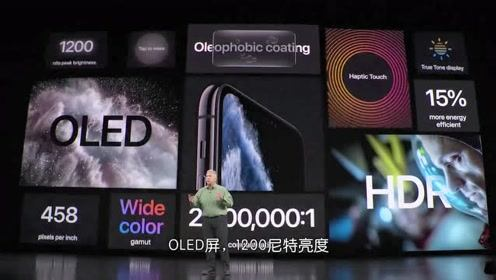 iPhone 11,三分钟带你看完苹果发布会