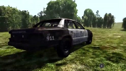 汽车驾驶游戏:加夫里尔大元帅悲惨的越野