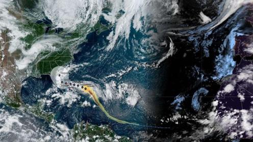 大西洋台风选手多利安登场,它用自己的方式,让世界为之惊叹!