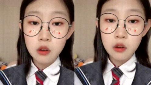 小沈阳12岁女儿沈佳润玩自拍,网友:女大十八变,越变越好看