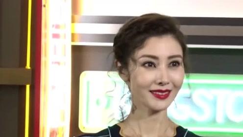 女神李嘉欣隐退八年后首次现身片场 疑参加新综艺与于正合作