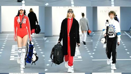 纽约时装周13的品牌来自中国  20年前就在海外办秀