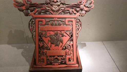 广东大观博物馆,馆藏一级文物757件,拥有多个全国之最!