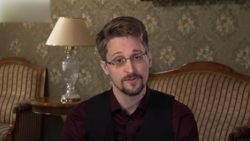 斯诺登:想回美国 但他们不肯保证给我公正的审判