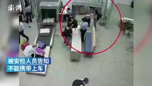 """该!女演员大闹高铁站,还威胁警察""""你完了"""",这回凉凉了"""