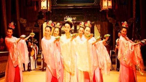 历史上最好色的4位名人,杨广霸占父亲爱妃,第一名你一定猜不到