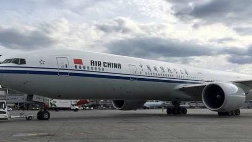 国航回应客机起飞后引擎起火返航:疑似发生鸟击