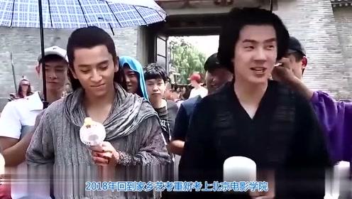 吴亦凡女友曝光,曾参演《延禧宫略》,此前曾曝不爱凡凡爱薛之谦