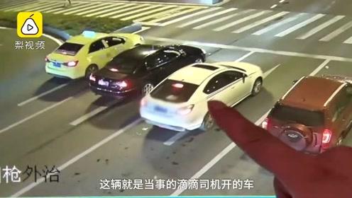 女孩手机落在滴滴上,打出租追了半个南京:网约司机索报酬