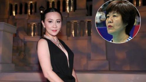 刘嘉玲说郎平是她心中的英雄,粉丝的评论让人寒心!
