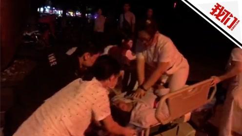 浙江一网约车司机行车时心跳骤停:护士跪在推车上为其心肺复苏