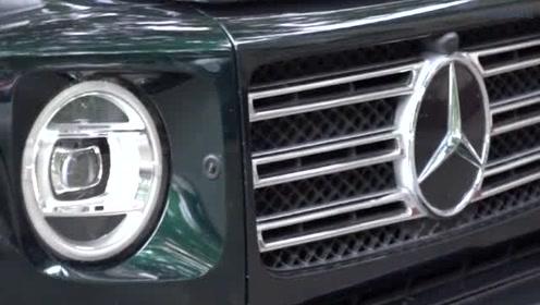 为何在BBA中,只有奔驰出了豪华级SUV,其他两家却没有呢?