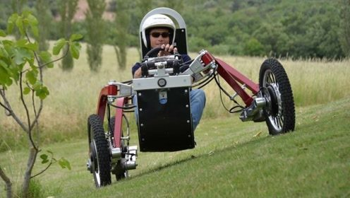 法国推出四轮驱动电车,任何地形都可畅行无阻,节能环保平衡性强
