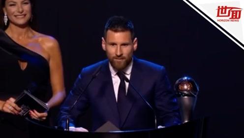 """梅西当选最佳球员 葡萄牙国家队""""不服"""":C罗史上最佳"""