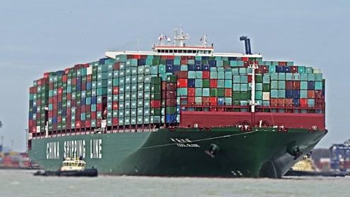 世界上最大的船Top10,每艘都犹如海上移动的城市!(上)