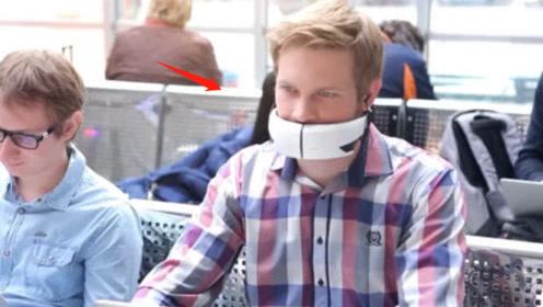 老板的噩梦!全球首款消音口罩,唱歌聊天老板都听不见!