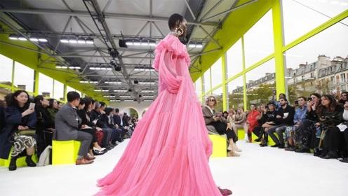 2020春夏巴黎时装周 Valentino秀场