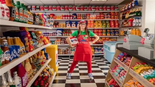 """国外这种专卖""""假货""""的超市,三年不开张,开张赚三年"""