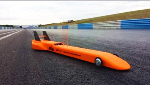 """世界速度最快""""3D""""遥控汽车,时速200公里,起步速度像火箭"""