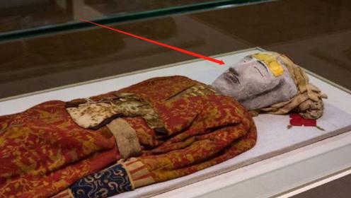 营盘古城出土汉代美男子!1800年容颜依旧,展览时却吓坏游客