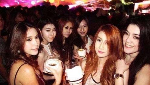 泰国酒吧不成文规定,千万不要上二楼,后悔都来不及